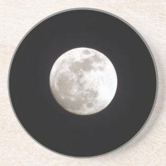 コースター-満月 飲み物用コースター