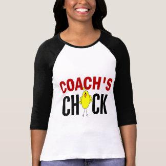 コーチのひよこ Tシャツ