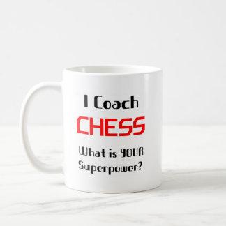 コーチのチェス コーヒーマグカップ