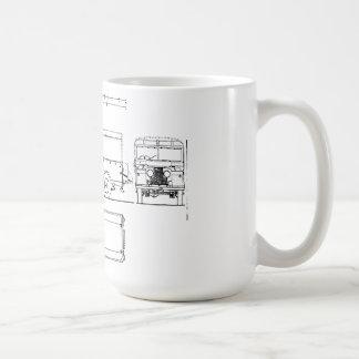 コーチの建築者シリーズI コーヒーマグカップ