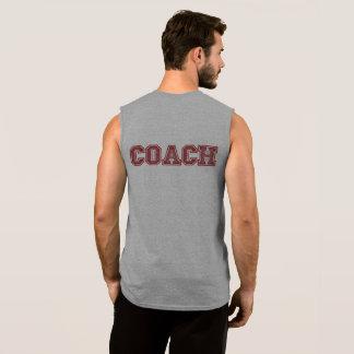 コーチ 袖なしシャツ