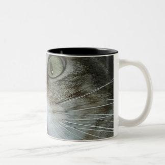 コーデュロイのマグ ツートーンマグカップ