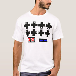 コードに対するKonami Tシャツ