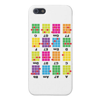 コードの詐欺のティーの白 iPhone SE/5/5sケース