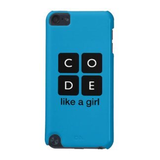 コードは女の子を好みます iPod TOUCH 5G ケース