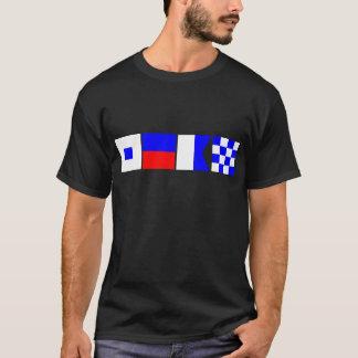 コード旗ショーン Tシャツ
