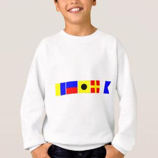 コード旗Keira スウェットシャツ