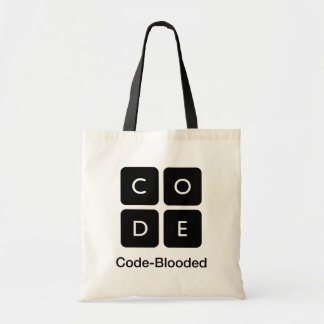 コードBlooded トートバッグ