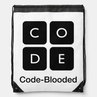 コードBlooded ナップサック