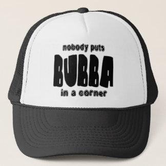 コーナーのおもしろいなBubba キャップ