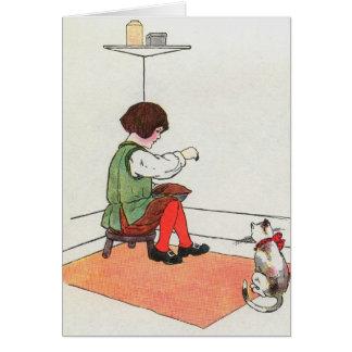コーナーの小さいジャックHorner土曜日 カード