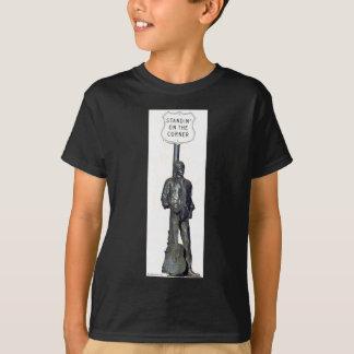 """""""""""コーナーのStandin! Winslow Arizon Tシャツ"""