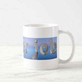 コーニッシュの俗語 コーヒーマグカップ