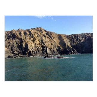 コーニッシュの崖 ポストカード