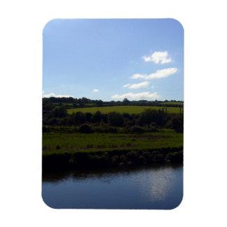 コーニッシュの川および田舎 マグネット