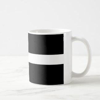 コーニッシュの旗 コーヒーマグカップ
