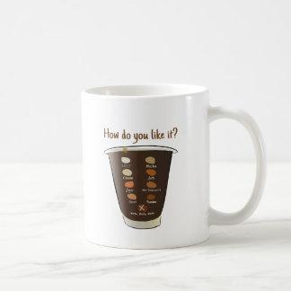 コーヒーいかにしなさいかそれを好みます コーヒーマグカップ