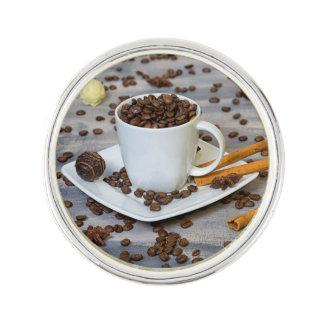 コーヒーおよびスパイス ラペルピン