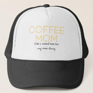 コーヒーお母さんの帽子 キャップ