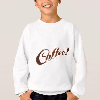 コーヒーかすのコーヒー-スエットシャツ スウェットシャツ