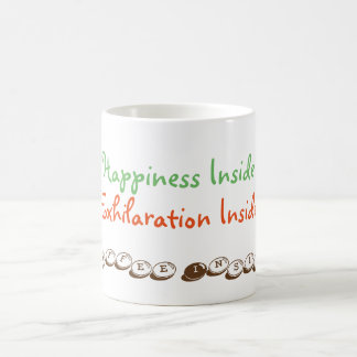 コーヒーのモットー コーヒーマグカップ