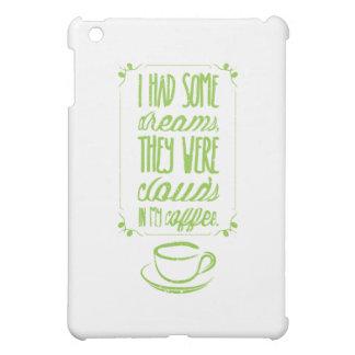 コーヒーの夢 iPad MINI カバー