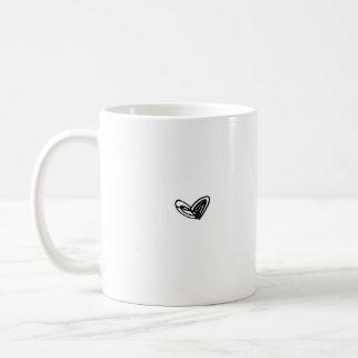 コーヒーの最初一口 コーヒーマグカップ