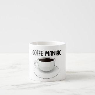 コーヒーの狂気のエスプレッソのマグ エスプレッソカップ