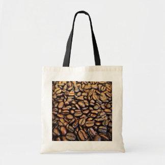 コーヒーの豆 トートバッグ