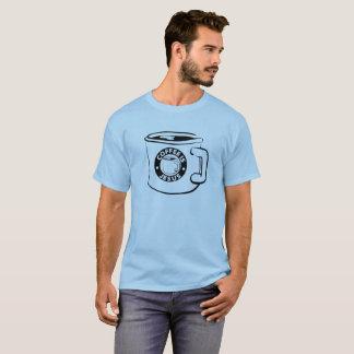 コーヒーはイエス・キリストのマグのTシャツです Tシャツ