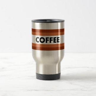 コーヒーは旅行者を並べます トラベルマグ