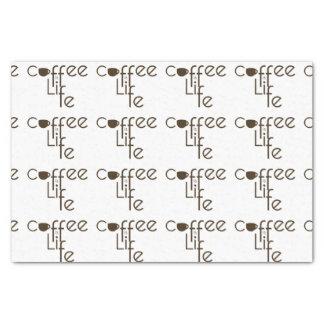 コーヒーは生命です 薄葉紙