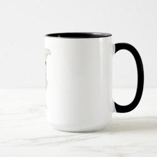 コーヒーは真実です マグカップ