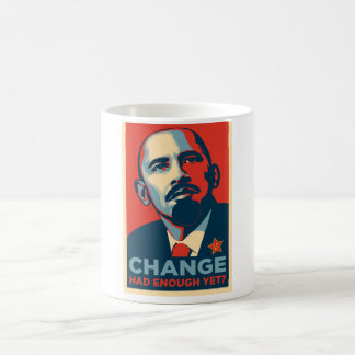 コーヒーは社会主義を打ちます! コーヒーマグカップ