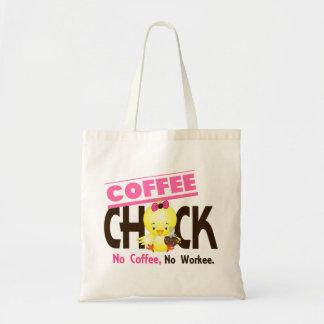 コーヒーひよこ2 トートバッグ