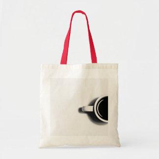 コーヒーカップのトート トートバッグ