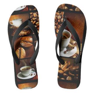 コーヒーコラージュ2 ビーチサンダル