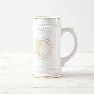 コーヒージョッキのタオ ビールジョッキ