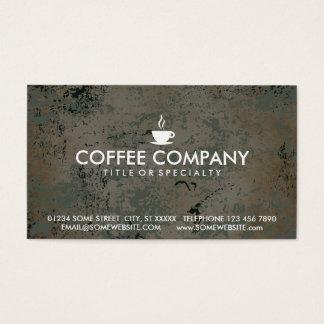 コーヒースタンプカード 名刺