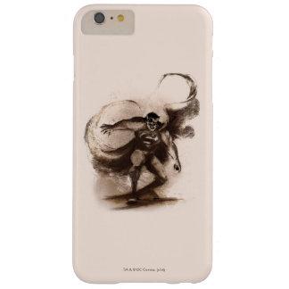 コーヒースーパーマン iPhone 6 PLUS ベアリーゼアケース