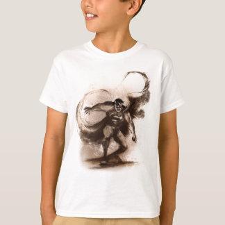 コーヒースーパーマン Tシャツ