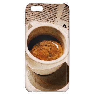 コーヒータイムのIphoneの場合 iPhone5Cケース