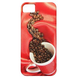 コーヒーデザイン iPhone SE/5/5s ケース