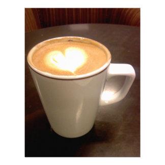 コーヒーハート レターヘッド