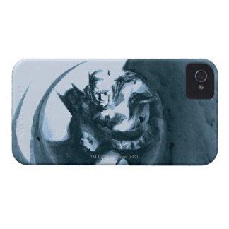 コーヒーバットマン Case-Mate iPhone 4 ケース