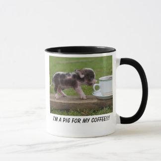 コーヒーブタ マグカップ