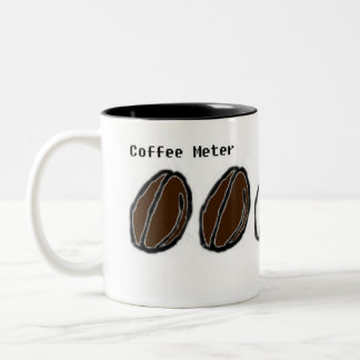 コーヒーメートル ツートーンマグカップ