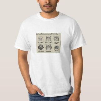 コーヒーメートル Tシャツ