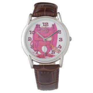 コーヒーモンスター 腕時計