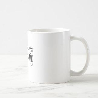 コーヒーラテのバレンタインの愛 コーヒーマグカップ